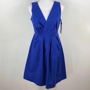BB Dakota Royal Blue Dress 8